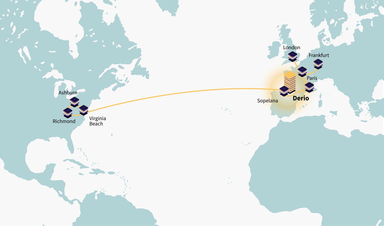 Cable_derio_mapa